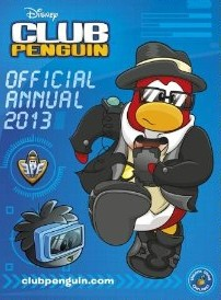 ¡Libros De Club Penguin!