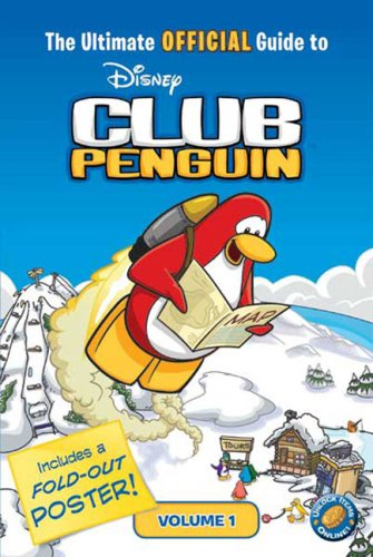 libro1 Libros de Club Penguin Official Guide 2014