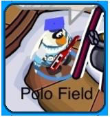 Polo Field Blanco