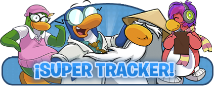 posttracker1 Club Penguin: Tia Arctic Tracker 2014 Junio