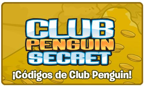 Codigos de Club Penguin