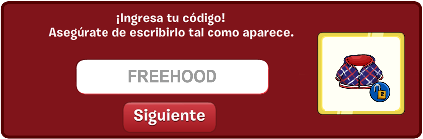 freehood1 Codigos de Club Penguin 2014