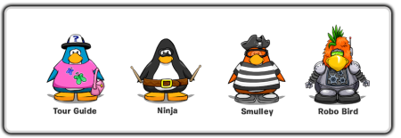 Voto Especial: ¡Businesmoose se va de Club Penguin!