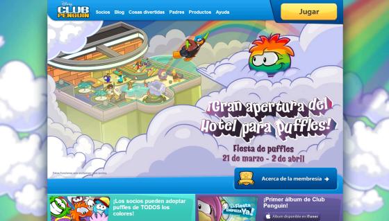 Pinginea por la isla y haz nuevos amigos!  Club Penguin - Google Chrome_2