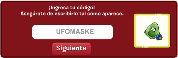 UFOMASKE