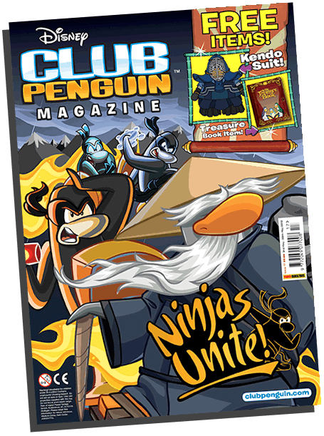 68fb3 cover Revista de Club Penguin # 17   Club Penguin Magazine