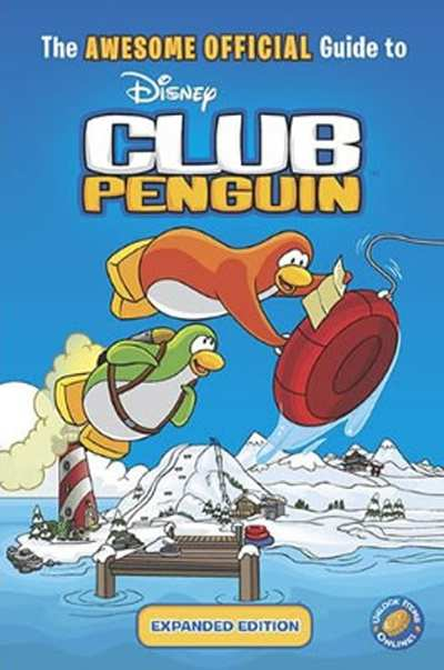 club penguin codes awesome official guide to club penguin ¡Libros De Club Penguin!
