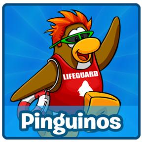 Recortes de Pinguinos