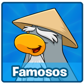 Famosos de Club Penguin