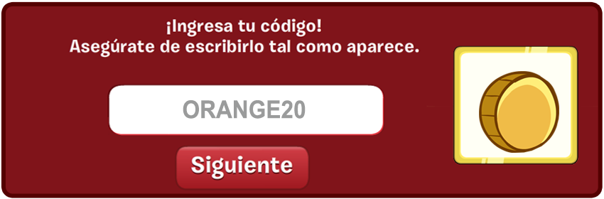 orange20 Codigos de Club Penguin: ¡1500 Monedas Reutilizables! 2013 Junio