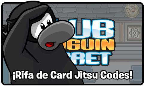 Card Jitsu Codes