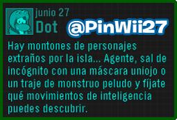 Mensaje-dot