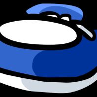 Blue Sneakers5