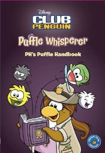 puffle whisperer ¡Libros De Club Penguin!