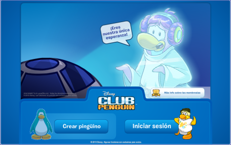star wars club penguin