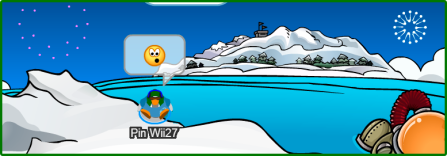 Club Penguin: ¡Festival de Luces!