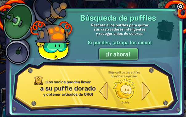 puffle yellow 3
