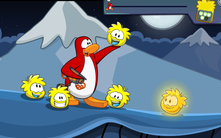 puffle yellow 5