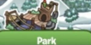 adelanto del parque